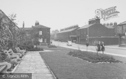 Nelson, The Gardens, Leeds Road 1954