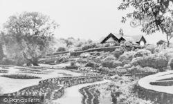 Nelson, The Park c.1955