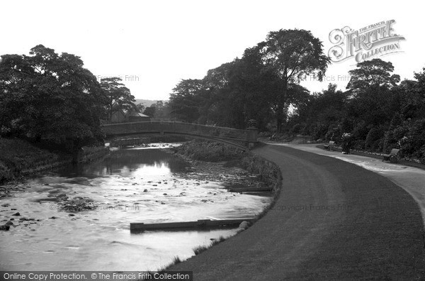 Photo of Nelson, Victoria Park c.1910