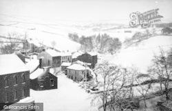 The Village c.1950, Nenthead