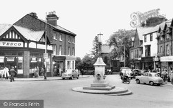 Cross c.1960, Neston