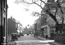 Neston, High Street 1939