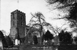 St Mary's And St Helen's Church c.1939, Neston