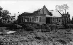 The Library c.1965, Neston