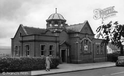 The Library, Parkgate Road c.1955, Neston