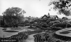 Neston, The Park c.1960