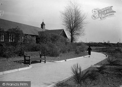 The Recreation Ground c.1939, Neston