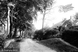 Nether Alderley, Artists Lane 1896