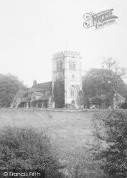 Nether Alderley, Church 1896