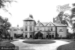 Nether Alderley, Heawood Hall 1896