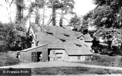 Nether Alderley, Old Mill 1896