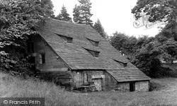 Nether Alderley, Old Mill c.1955