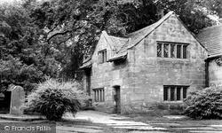 Nether Alderley, Old School c.1955