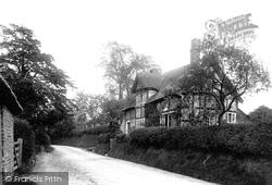 Nether Alderley, Welsh Row 1896