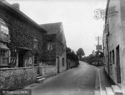 Nether Stowey, Coleridge's Cottage 1929