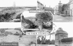 Composite c.1955, Nether Stowey