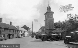 George Hotel And The Cross 1935, Nether Stowey