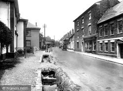 Nether Stowey, St Mary's Street 1929