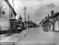 Nether Stowey, St Mary Street 1935