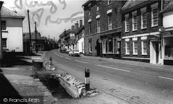 Nether Stowey, St Mary Street c.1960