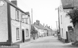 The Village c.1955, Nether Stowey