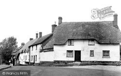Netheravon, Kings Hill c.1955