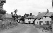 Netheravon, Mill Road c1955