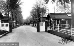 Netheravon, S.W.W. Camp c.1965