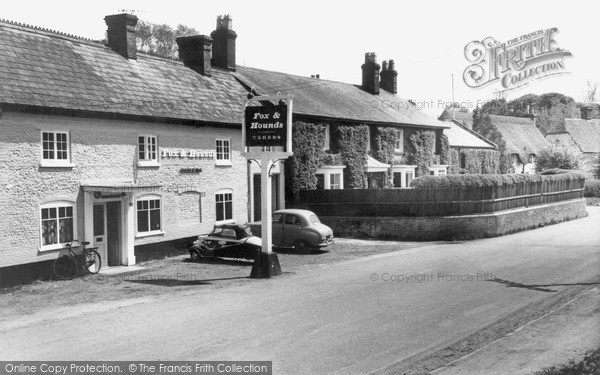 Photo of Netheravon, The Fox And Hounds c.1965