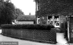Netheravon, The Post Office c.1955