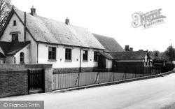 The School c.1965, Netheravon