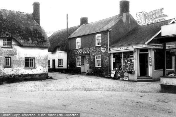 Photo of Netheravon, The Village c.1965