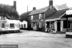 The Village c.1965, Netheravon