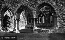 Netley, Abbey c.1950