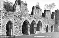 Netley, Abbey c.1960