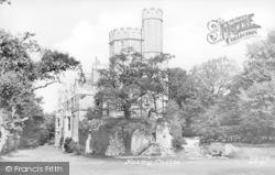 Netley, Castle c.1960