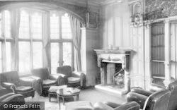 Netley, Castle, The Lounge c.1960