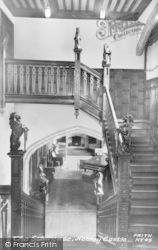 Netley, Castle, The Staircase c.1960