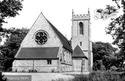 Netley, St Edward's Church c.1955