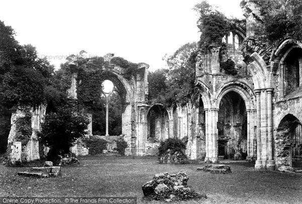 Photo of Netley, The Abbey 1908