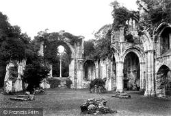 Netley, The Abbey 1908