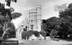 Netley, The Castle c.1965