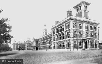 Netley, the Hospital 1908