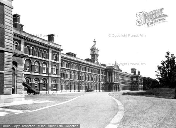 Royal Victoria Hospital Netley