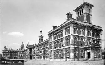 Netley, the Royal Victoria Hospital c1955