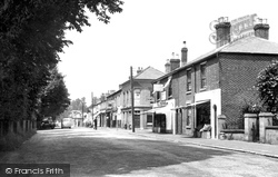 Netley, Victoria Road c.1955