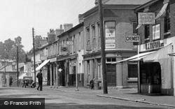 Netley, Victoria Road, Victoria Club & Institute c.1955