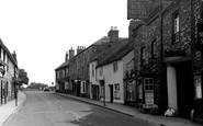 Nettlebed, Bull Hotel and High Street c1955
