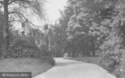 Nettlebed, Joyce Grove c.1955
