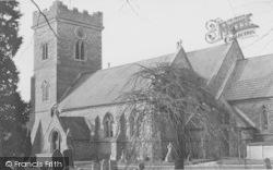 Nettlebed, St Bartholomew's Church c.1955